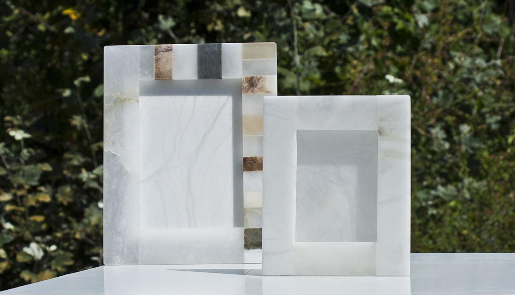 Etruria alabastri Volterra - cornici in alabastro